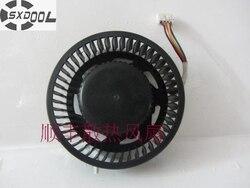 SXDOOL karta graficzna wentylator chłodzący CF1275 B30H C005 12 V 1.0A 4 drut 4 P serwera falownika w Wentylatory i chłodzenie od Komputer i biuro na