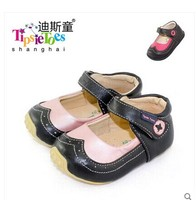 TipsieToes Brand Sheepskin Leather Baby Kids Toddler Shoes Moccasins For Girls Princess First Walkers 2014 Autumn