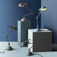 designer desk Lamp table lamp creative robot bedroom bedside lamp decoration home lighting