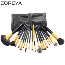 ZOREYA Brand Maquiagem Professional Makeup Brushes Set Superior Quality For Women Makeup Free Shipping