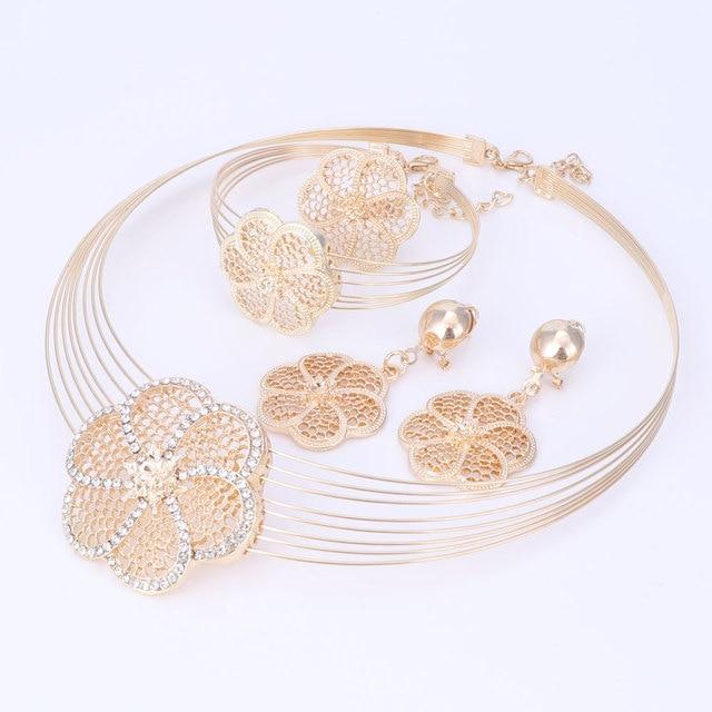 Dubai Goldcolor Jewelry...