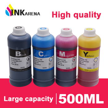 500ml Printer Ink Refill Kit For Canon Ciss Tank PGI-470 CLI-471 PGI-570 CLI-571 PGI-450 CLI-451 PGI-550 CLI-551 Cartridge фото