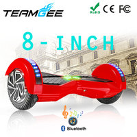 8 Inch RED Hoverboard Giroscooter Electric Skateboard Citycoco Wheel Patinete Electrico Smart Balance Wheel