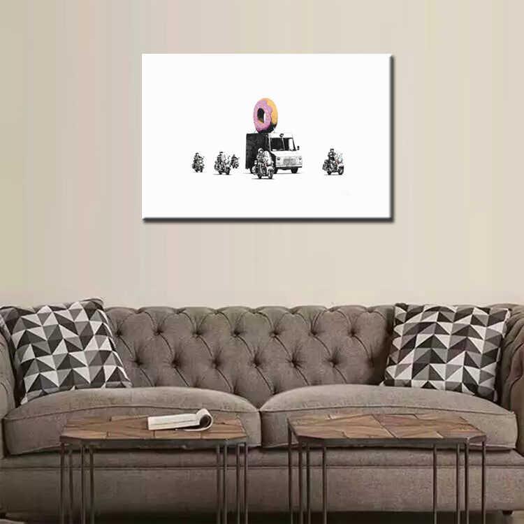 Современный Печатный классический фильм граффити плакат картина Картина Искусство Живопись для гостиной без рамки или рамки/абстрактный-104