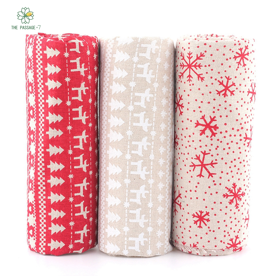 Pattern cotton new print linen fabric for sewing diy for Sewing material for sale
