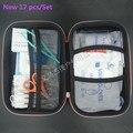 Горячая Sale17 pcs/set аптечка путешествия отдых медицинская сумка аварийный пустыне выживание сумка дома первой помощи