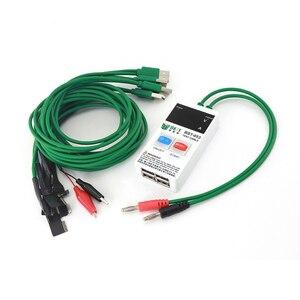 Image 5 - אספקת חשמל אתחול קו עבור iPhone X 8 8 P 7 7 P 6 S 6 6 P 6 s בתוספת מבחן תיקון כלים נייד טלפונים מהיר הנוכחי הגנת כלים סט