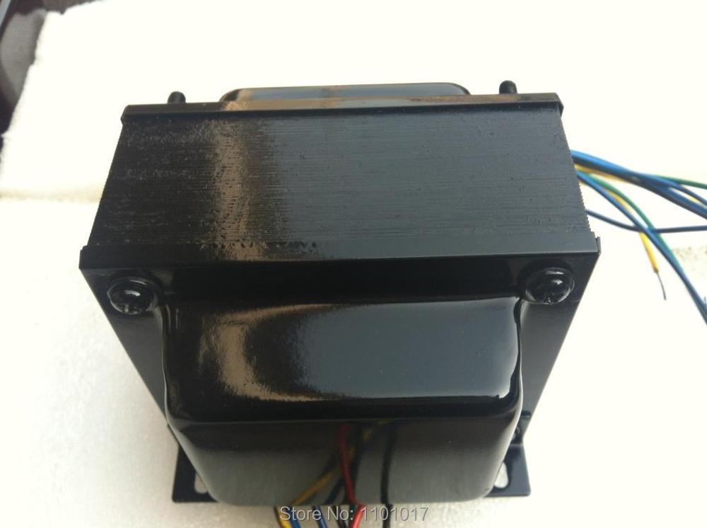 HIFI Exquis 300 Вт-380 Вт настроить Мощность трансформатор для лампового усилителя Hi-Fi гарантированное качество
