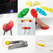 Repair Key Board Moldable Glue Magic Silicone Dish Sponge Scrubber Mat Cleaning Gel Slimy Super Clean