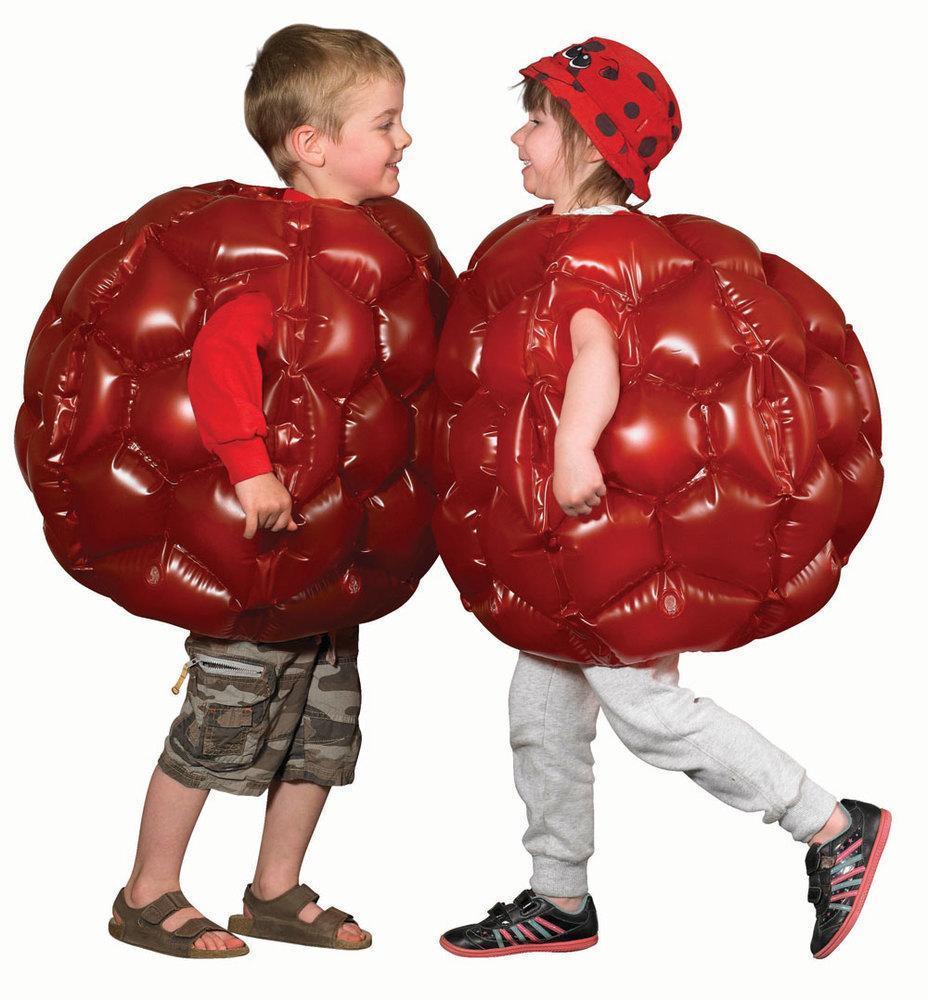 2 Teile/los 60 cm Rot Blau Aufblasbare Körper Bumper Für Jungen Mädchen Outdoor Spiel Ball Kinder Sport Spielzeug Zerschlagen Es spielzeug-in Spielzeugkugeln aus Spielzeug und Hobbys bei  Gruppe 1