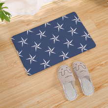 Simple Pattern Combination Decor Kitchen Carpet Room Bathroom Entrance Door Mat Floor Outdoor Skid 80CM