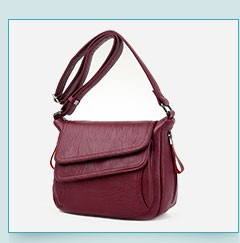 Plaid Leather Shoulder Bag Female Fashion Messenger Women 39 s Retro Big Capacity Women Briefcase Quality s for Girl in Top Handle Bags from Luggage amp Bags