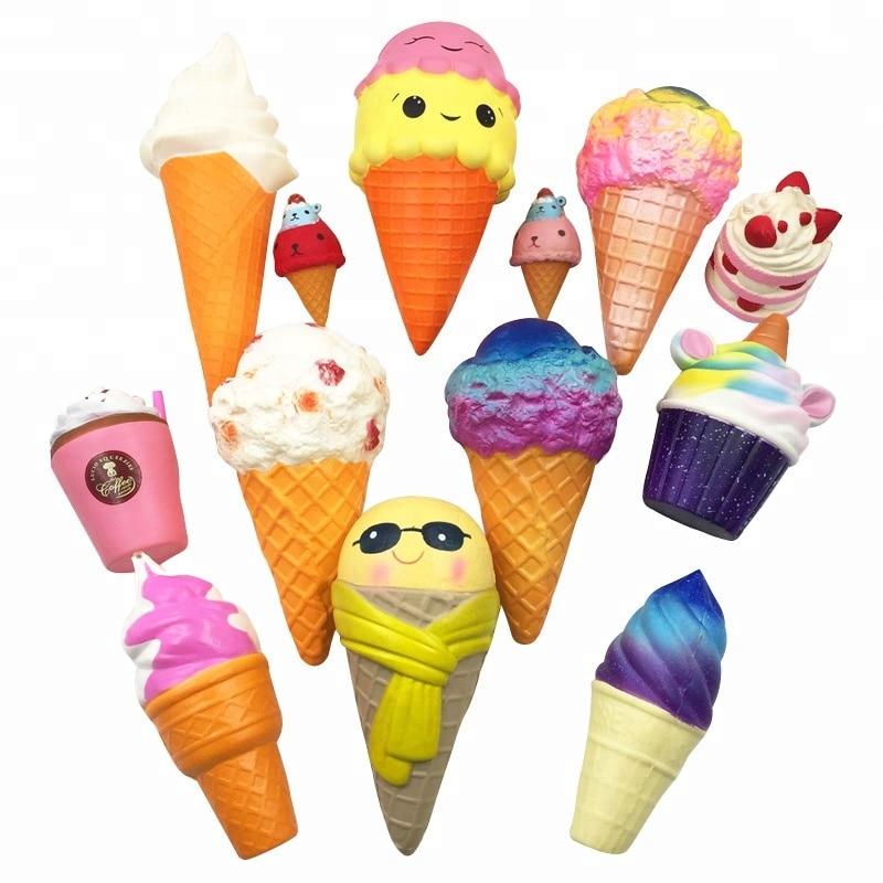 Kawaii Squishy gelato pecora