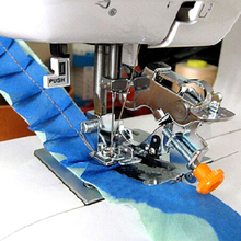 Household Ruffler Presser Foot Low Shank Pleated Attachment Sewing Machine Accessories L150