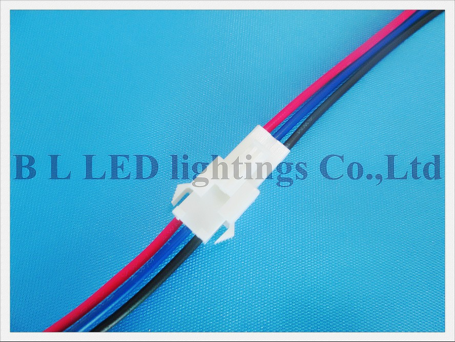 general 3 pin wire cable connector male and female for low voltage ...