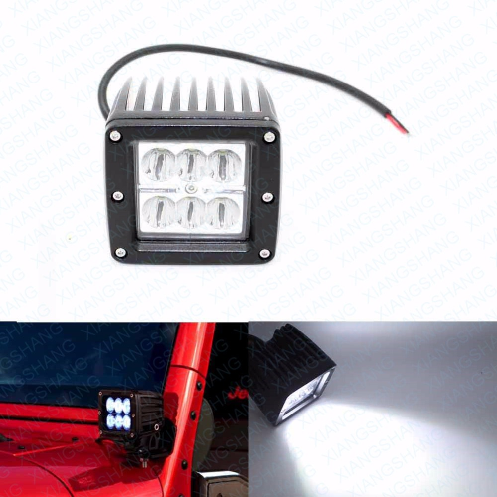 3 inch Spot Car Headlight LED Work Light Bar Off Road Driving Lamp for 12V Truck Motorcycle Boat Tractor Camper RZR Lightin high quality 10w led spot work light 12v 24v car auto fog lamp motorcycle truck headlight