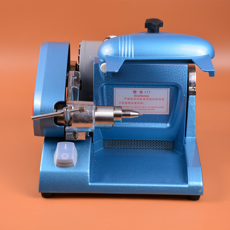 High speed alloy grinder for polishing and grinding metals for dental and jewelry with Korea Marathon polishing motor