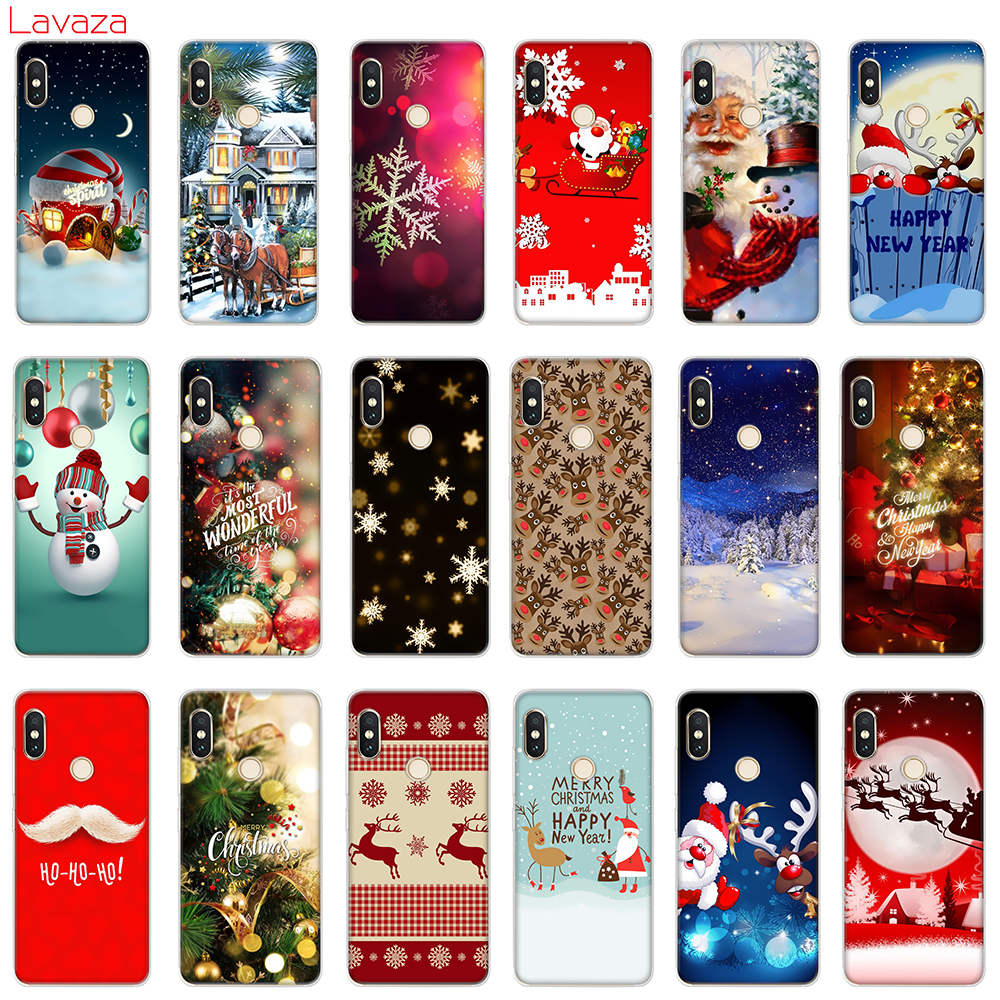 Lavaza New <font><b>year</b></font> christmas design Hard Case for Huawei Mate <font><b>10</b></font> 20 P9 P10 P20 Lite Pro P smart for Honor 8X <font><b>10</b></font> Lite Cover image