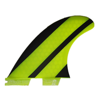 MOYLOR FCS II G5 Fins FCS2 Quad Surf Fins Fiberglass Honey Comb Flat Foil Surfboard for Surfing E