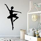 Dancer Vinyl Wall st...