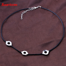 Samyeung Anime Bijoux Naruto Itachi Necklace Male Cosplay Naruto Necklace Stainless Steel Necklace Homme Neckless Women Collier