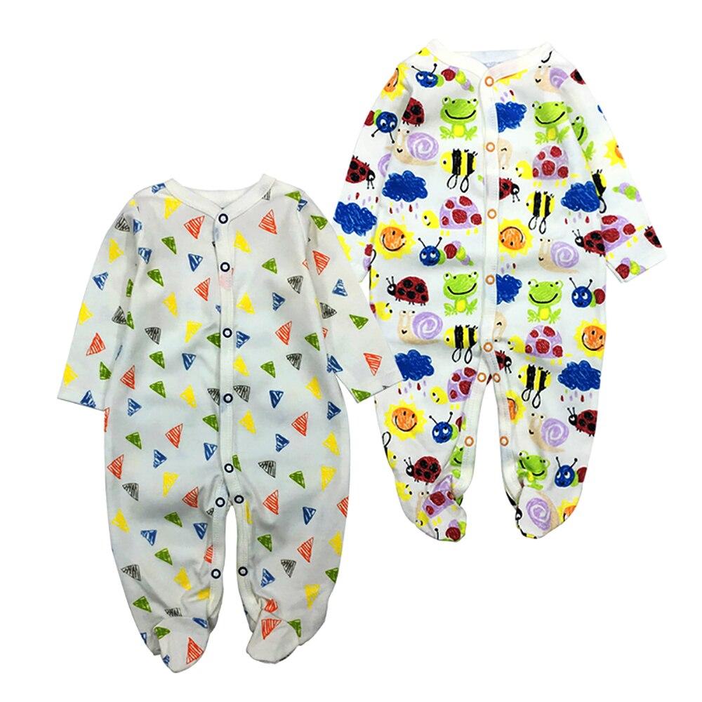 53be392180e νεογέννητα ρούχα μωρού Πλήρης μανίκι βαμβάκι infantis μωρό ρούχα ...