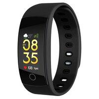 QS80 Plus Smart Bracelet Activity Fitness Tracker Smart Wristband Pedometer SmartWatch Heart Rate Monitor Waterproof SmartBand