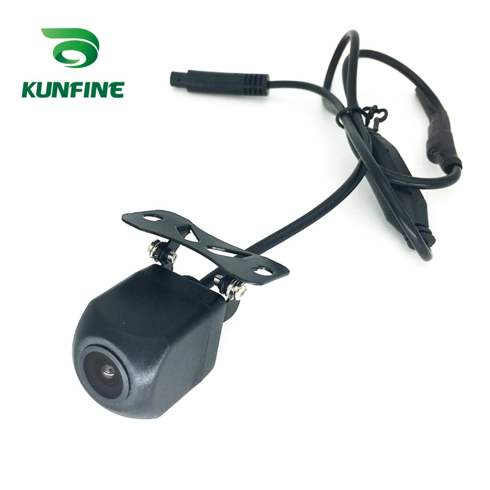 KUNFINE WIFI Reversing Camera Dash Cam Star Night Vision Car Rear View Camera Mini Body Water-proof Tachograph for iPhone and Android (4)