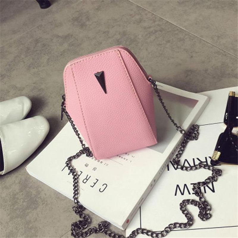 Women Messenger Bags Ladies Handbag Fashion Litchi Leather Shoulder Bag Unique Large Clutch Tote Purse bolsa feminina femme Gift new fashion women pu leather shoulder bags vintage tassel female messenger bag ladies handbag clutch bags bolsa feminina dec28