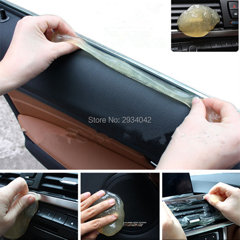 The latest car cleaning rubber computer keyboard cleaning tool accessories for Honda fit accord crv civic 2006-2012 jazz city