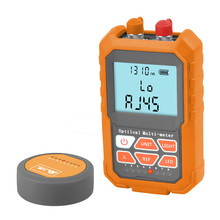 Multifunction SG02 FTTH Optic Laser power meter Optical Light Source  and 10MW Visual Fault Locator VFL with RJ45 Network test