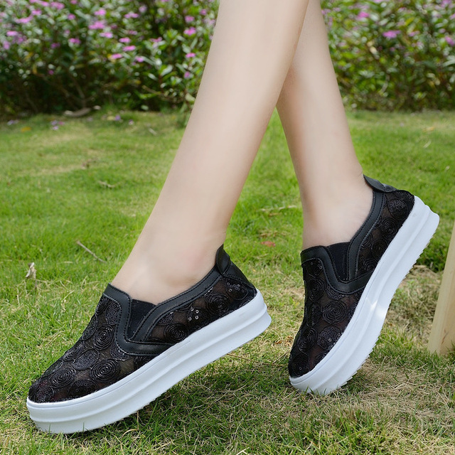 618bd1d92c1f Summer Le Fuxie Low Pull The Cart Foot Ins Exceed Fire Casual Shoes  Ventilation Out Small White Shoes Network Women s Shoes