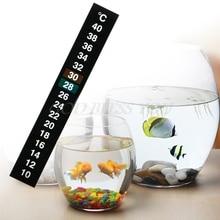 Temperature-Sticker Aquarium Stick-On Fish-Tank Digital Scale 5pcs/10pcs