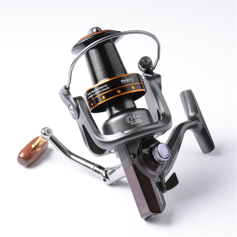 New arrival risn 15 shaft large capacity DJ6000 boat reel fishing spinning wheel surf reel Distant Wheel carp fishing reel alcatel ot 5015d pop 3 5 black page 8 page 4