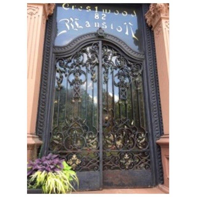 Raised Panel Steel Doors Residential Steel Doors And Frames Steel Doors  With Mosquito Net