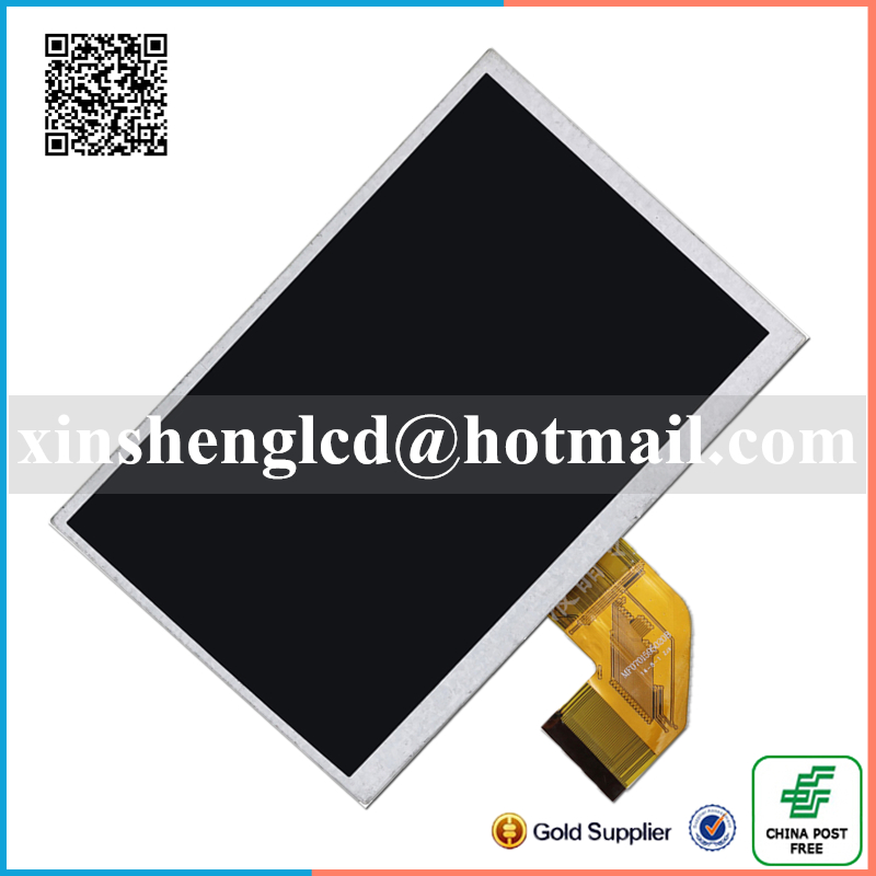 Original 7'' inch LCD Display Panel SQ070FPCC250R-04 for Tablet pc LCD screen Replacement Free shipping