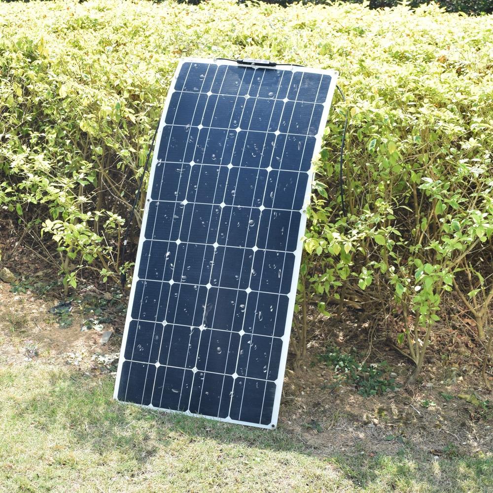 100W ETFE Flexible solar panel 10