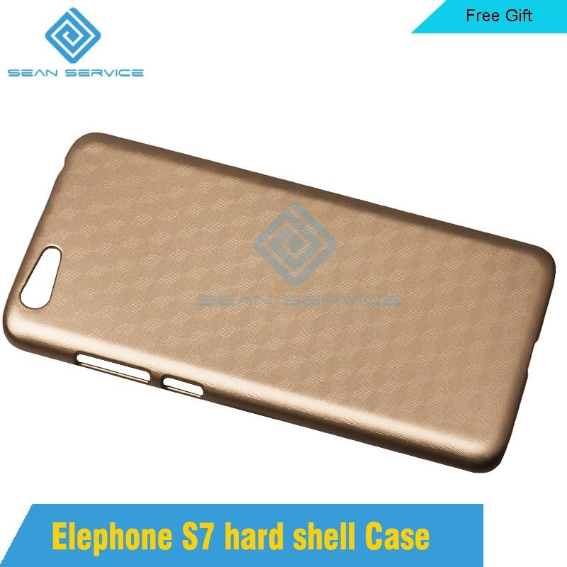 Para Elephone S7 Contraportada Protector Cajas Del Teléfono de la PC De Plástico