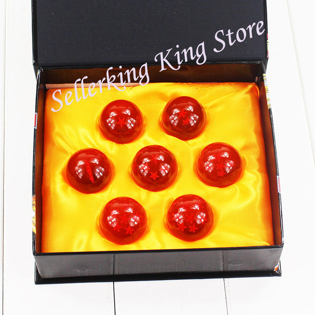 Dragon Ball Z Dragonball Shenron Crystal Ball PVC Figure Toys