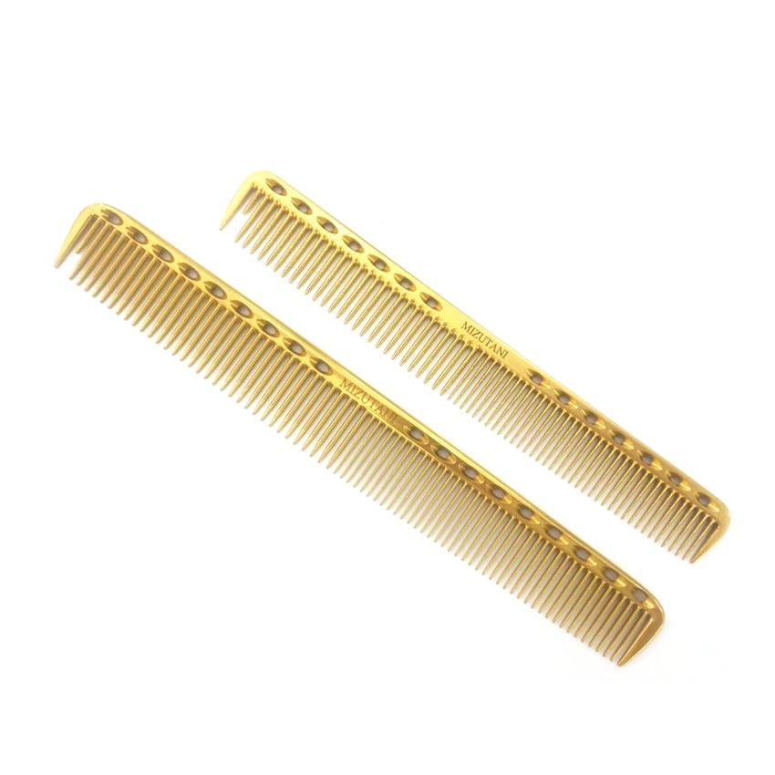 Peine de peluquería más nuevo Peine de titanio profesional Y-335 en - Cuidado del cabello y estilo