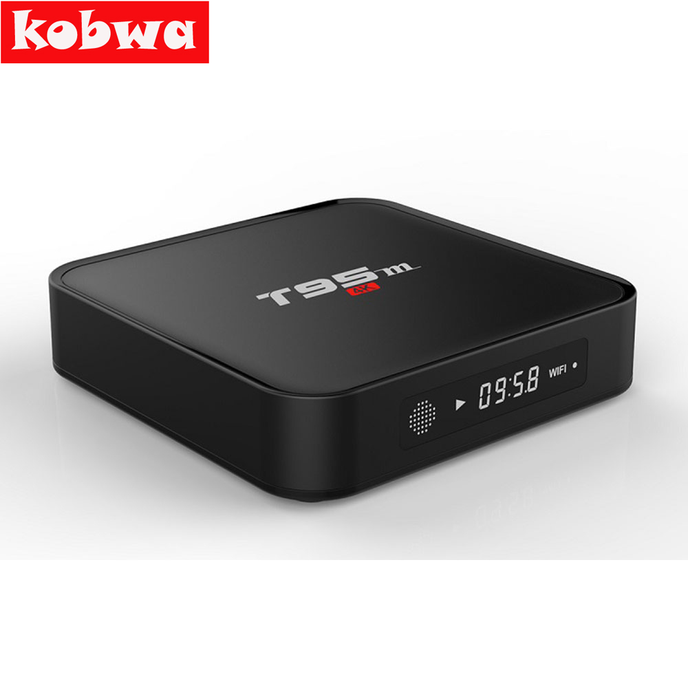 Android tv box android 6.0 Smart tv box android tv box Quad-Core Cortex-A53 2.4G