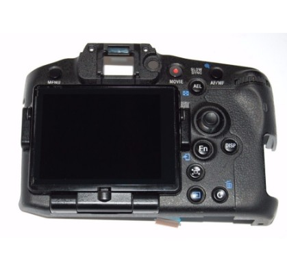 95%New For Sony SLT A77 II a77 2 a772 A77M2 A77 M2 Rear Back Cover With LCD Hinge Flex Repair Part