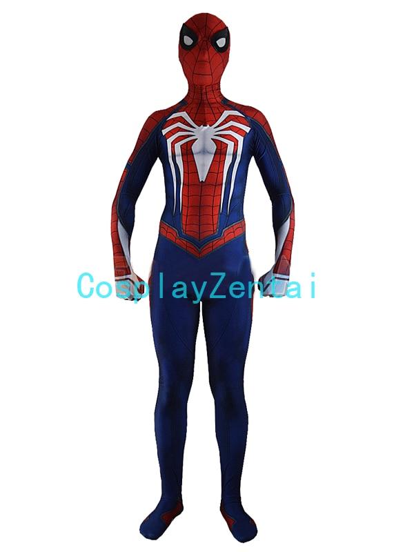 New PS4 Insomniac Spiderman Costume