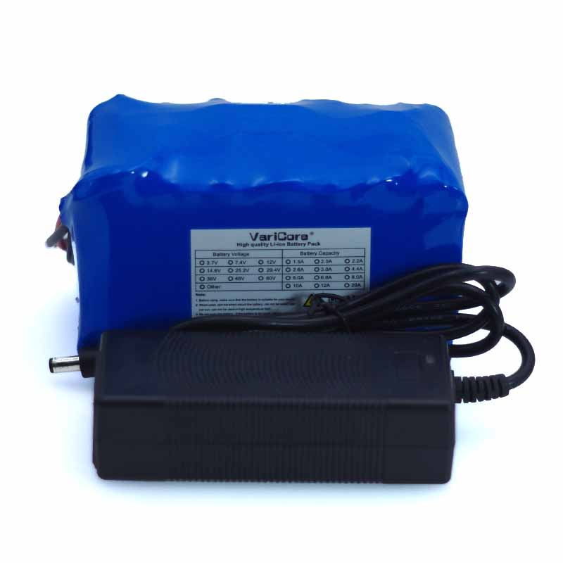 Image 5 - 24V 8 Ah 7S4P 18650 Battery Lithium Battery 29.4 v Electric Bicycle Moped /Electric/Lithium ion Battery Pack with BMS +Charger-in Battery Packs from Consumer Electronics