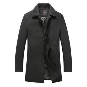 New Winter Men Casual Jacket O