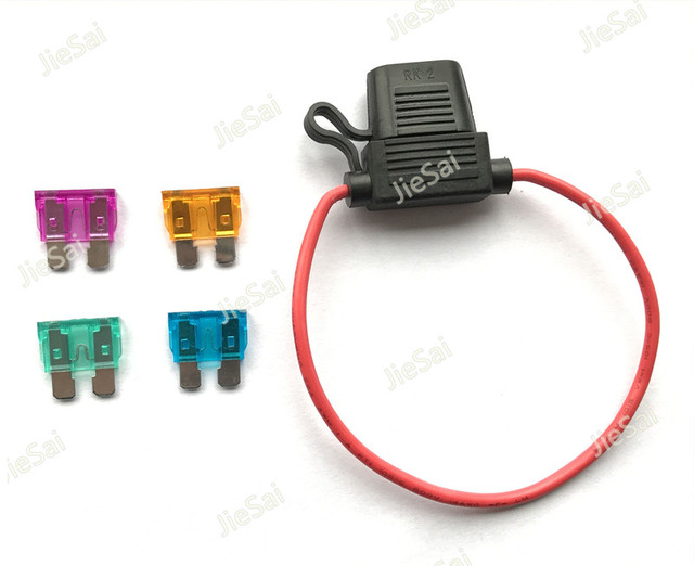 Waterproof Auto Fuse Box : Waterproof automotive fuse relay box micro