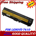 JIGU Laptop Battery For Lenovo ThinkPad L510 L512 L520 SL410 T410 t420 i k l SL510 SL410 2842 2874 SL510 2847 2875 W510 W520