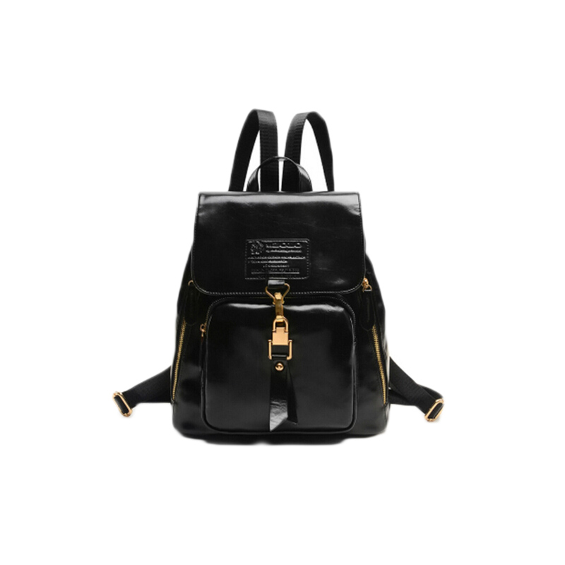 e8889b9d029c Fashion Casual Backpacks Women PU Leather School Bag Girls Female Candy  Colors Travel Shoulder Bag Waterproof Back Bags 2880