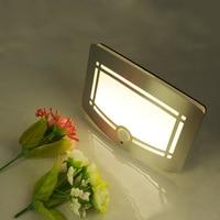 Night Light Lamps Motion Sensor Nightlight Intelligent LED Human Body Motion Induction Lamp Energy Saving Lighting Wall Lamp