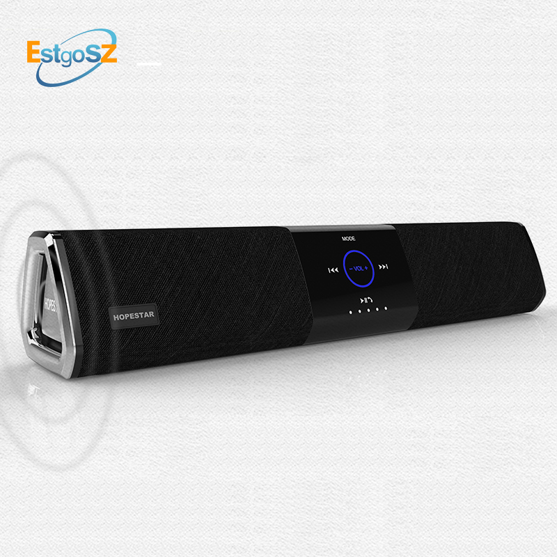 A3 Wireless Bluetooth Column Dual Speaker Subwoofer Home Theater Bass Speakers Loud speaker 3D Stereo Super For Phone TV PC